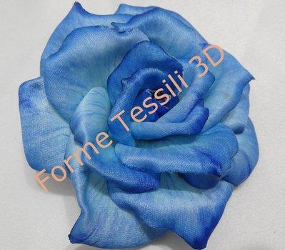 Rosa Blu - Forme Tessili 3D