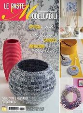 LE PASTE MODELLABILI di Marianna Magarelli, Ed. Lumina