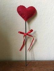 Fiore cuore San valentino
