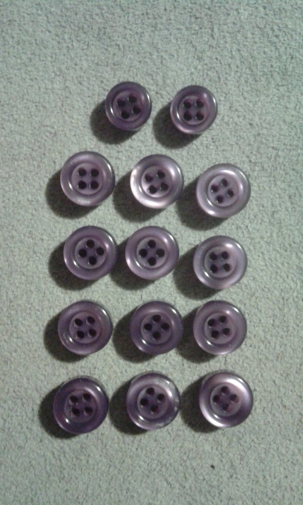 set di bottoni - camiceria