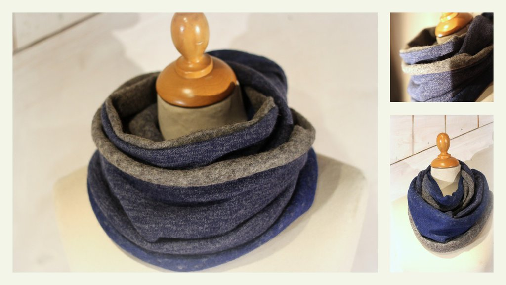 sciarpa ad anello