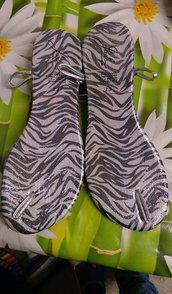 suole sandali uncinetto 36