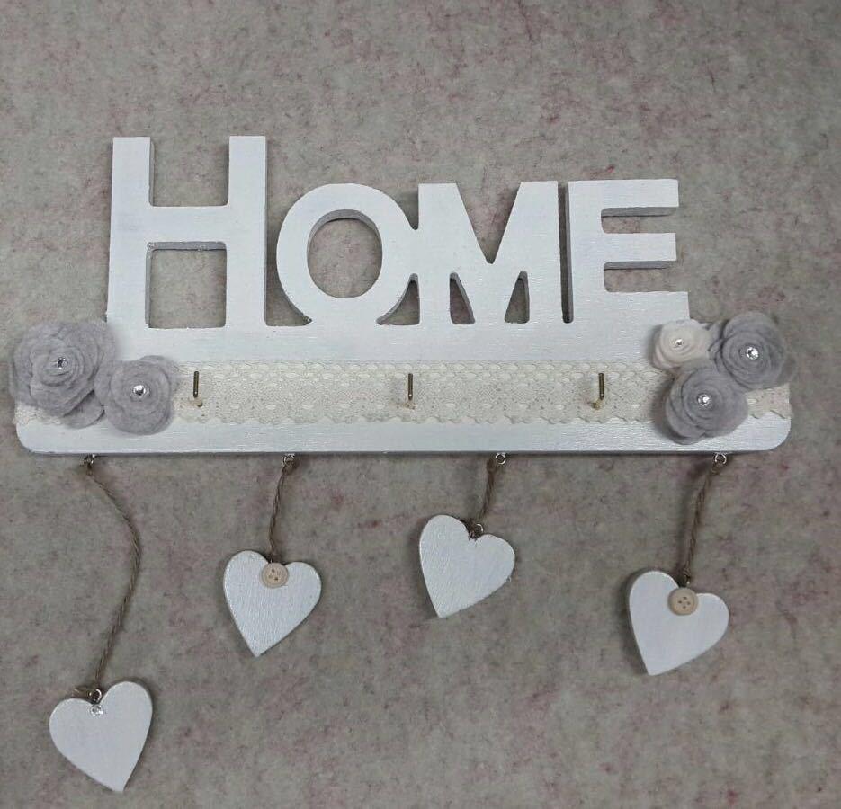 Appendi chiavi love e home - Per la casa e per te - Decorare casa ...