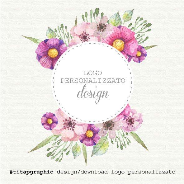 Logo personalizzato custom graphic design per la casa for Design personalizzato
