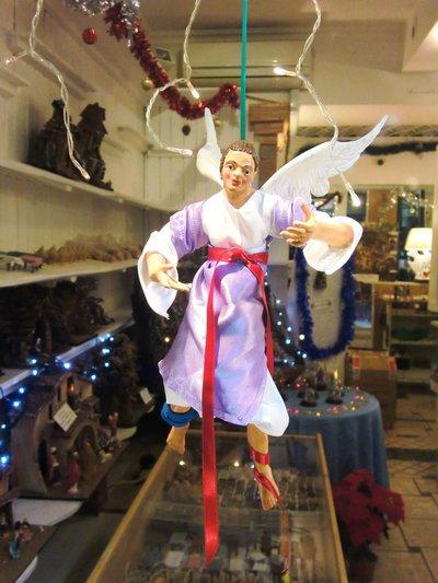 Presepe, angeli in terracotta di 25 cm !!!!