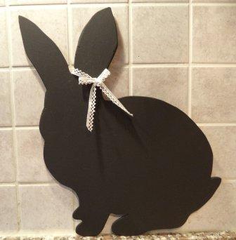 Lavagnetta a forma di coniglio per la cucina o la cameretta - Per ...