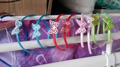 Cerchietti farfalle per bambine