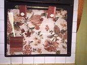 Copri forno cotone
