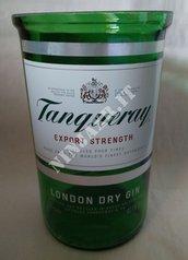Vaso Tanqueray artigianale da arredo Bottiglia Gin Vuota