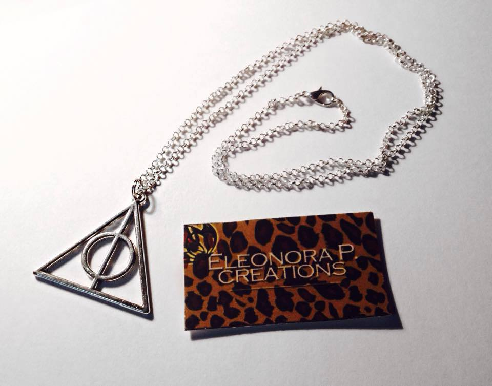 Collana Doni Della morte Harry Potter