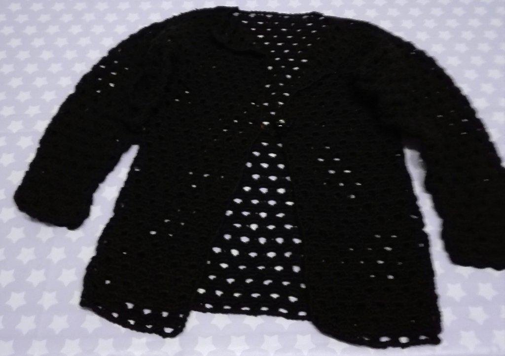 Giacchina In Cotone Alluncinetto Donna Abbigliamento Di Lizy