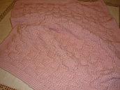 Copertina di lana per bambine