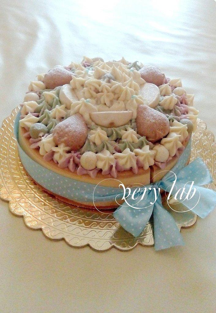 Torta soap fruit