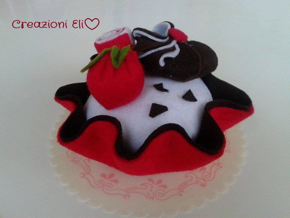 CUP CAKE - DOLCI IN PANNOLENCI