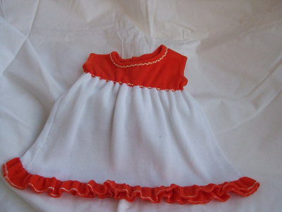 vestito cotone maglia bimba