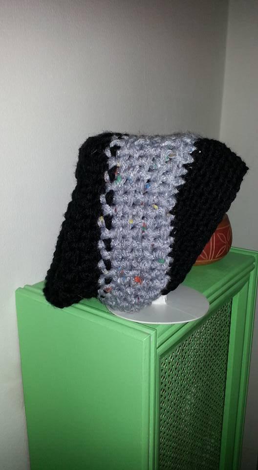 cappello stile bob marley