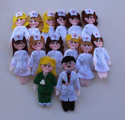 Spille equipe medica