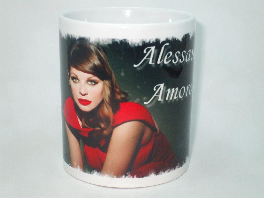 Tazza di Alessandra Amoroso