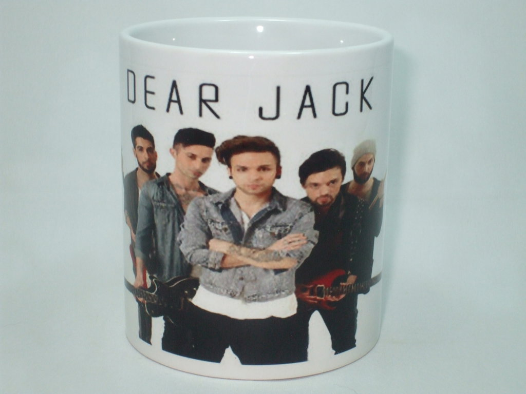 Tazza dei Dear Jack