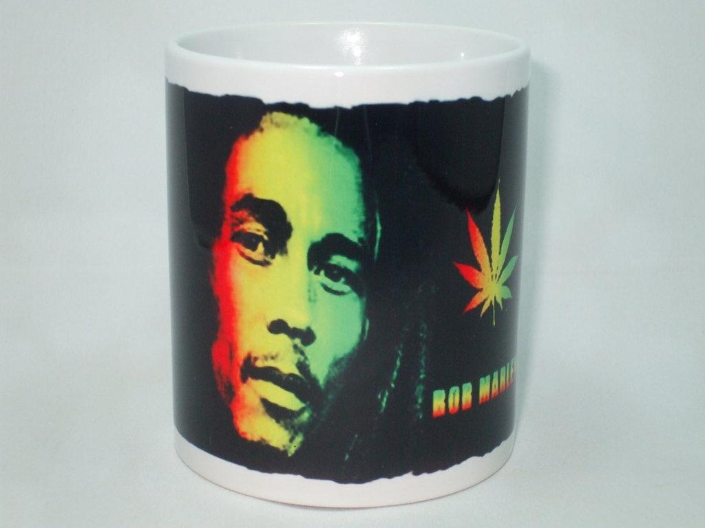 Tazza di Bob Marley