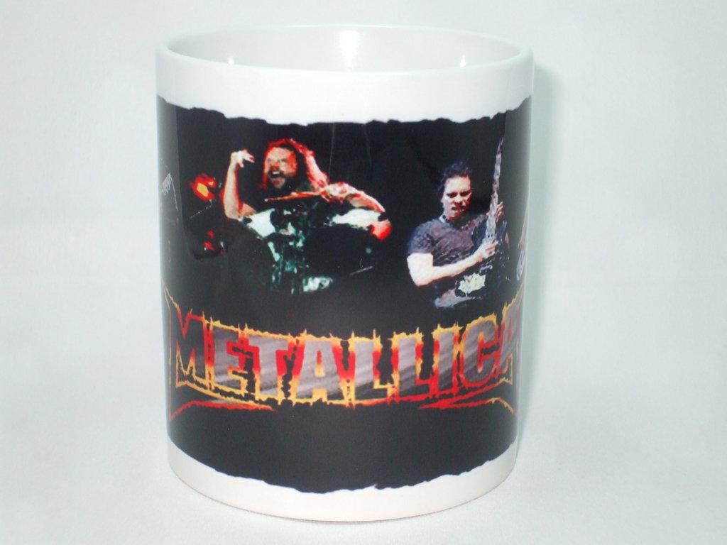 Tazza dei Metallica