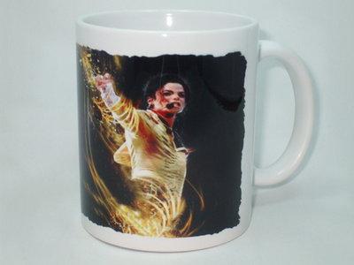 Tazza di Michael Jackson