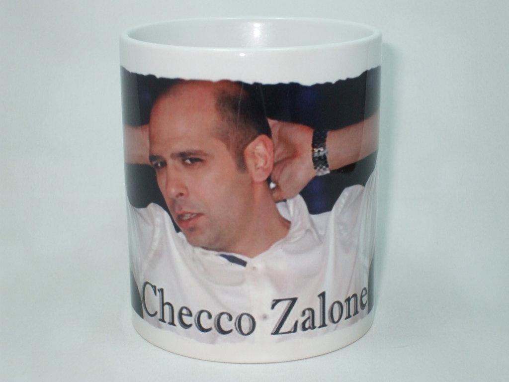 Tazza di Checco Zalone