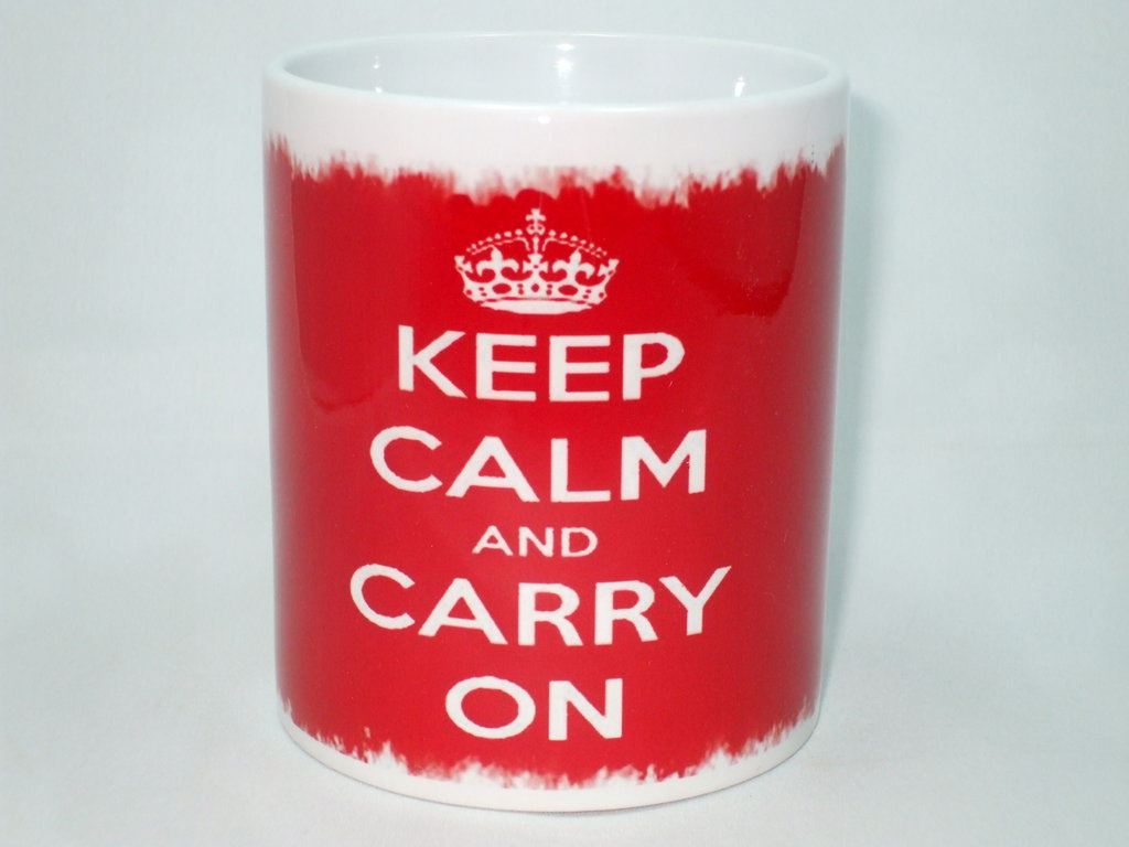 Tazza Keep Calm