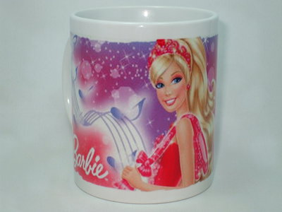 Tazza di Barbie