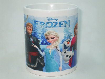 Tazza di Frozen