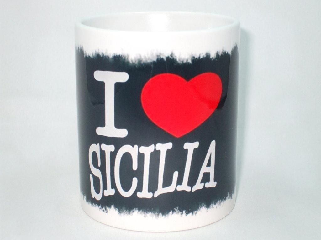 Tazza I Love Sicilia