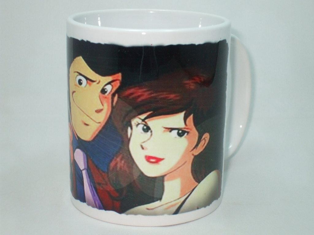 Tazza di Lupin e Margot