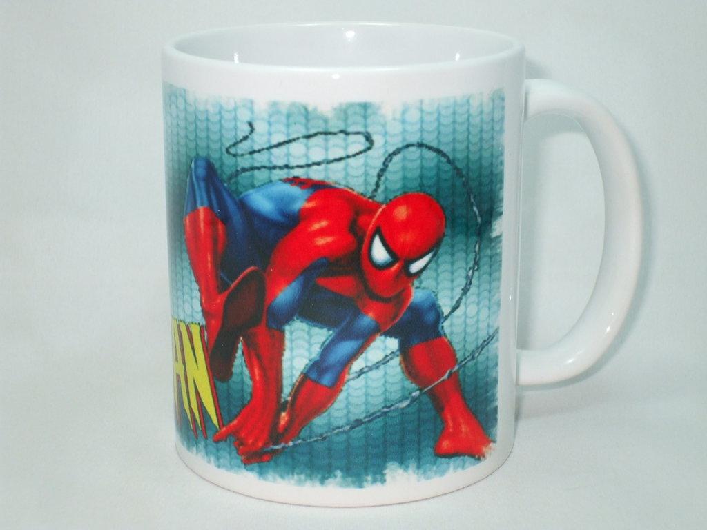 Tazza di Spiderman