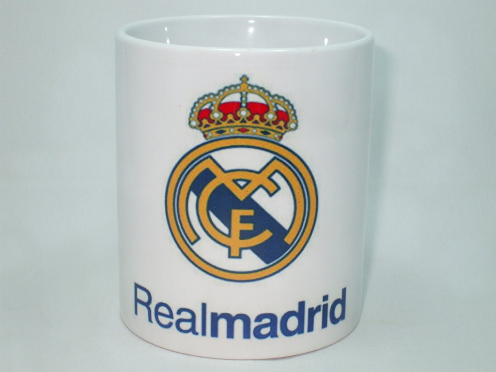 Tazza del Real Madrid