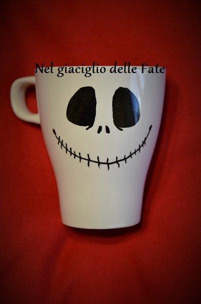 """Taz018- Jack """"Nightmare before Christmas"""" sorriso"""