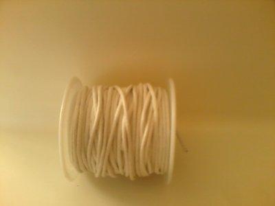 filo cerato bianco