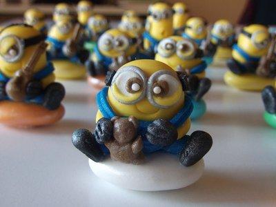 Confetti Minions in Astuccio