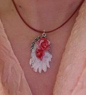 Ciondolo: Le rose degli angeli