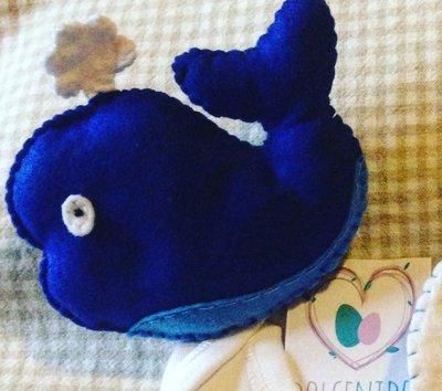 I pupazzetti gioco: la Balena
