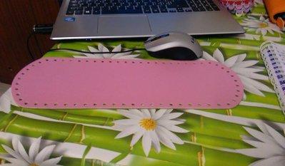 fondo ovale 12x36 rosa pastello