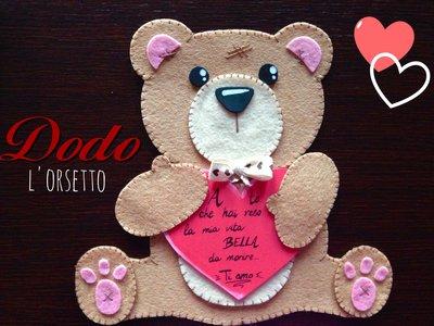 Dodo l'orsetto tanto amore