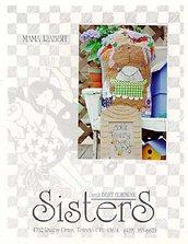Mama Rabbit - Schema Punto Croce - Sisters