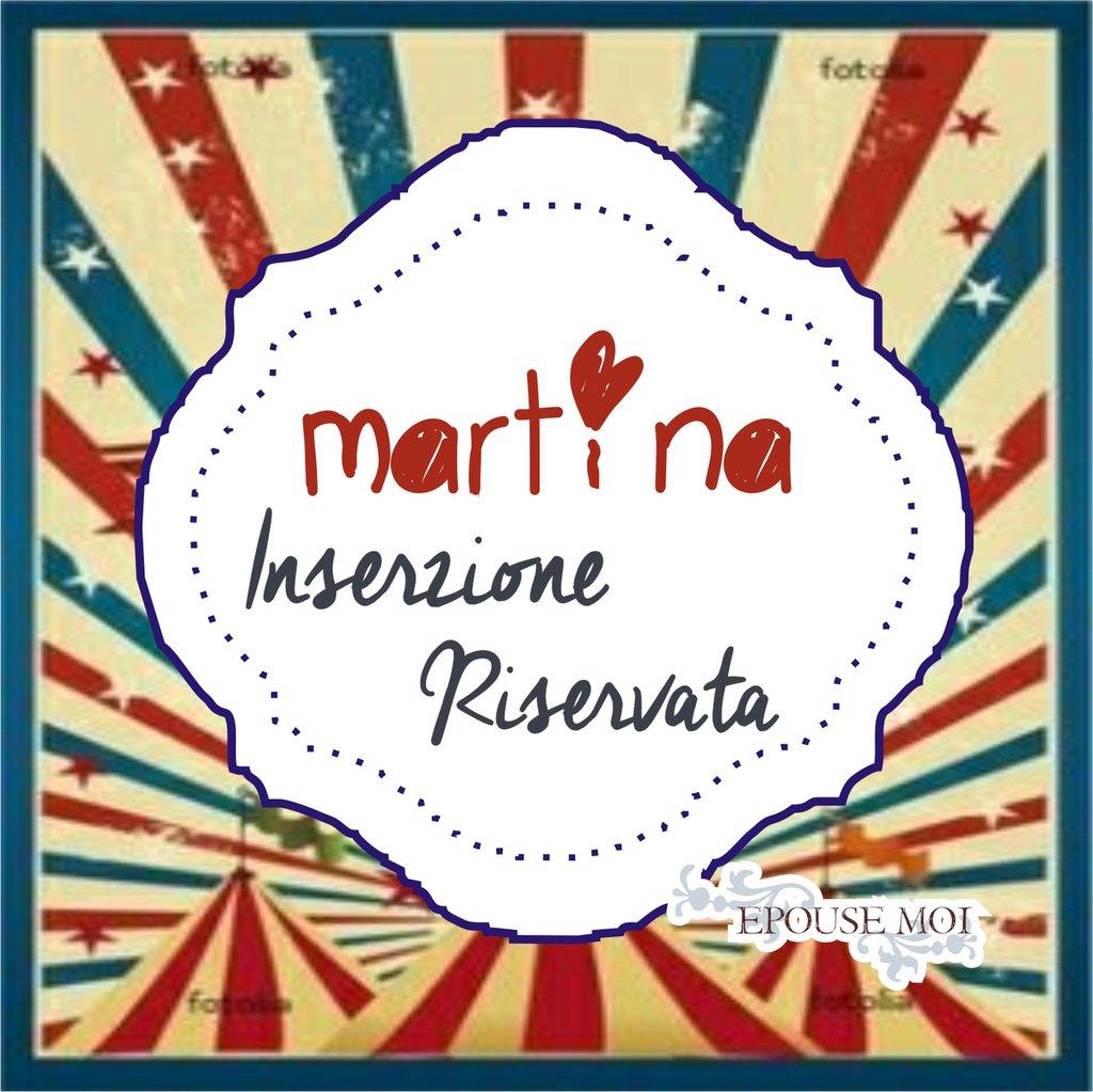 Inserzione riservata Martina