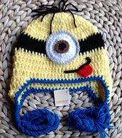 Cappello Minions 1 occhio