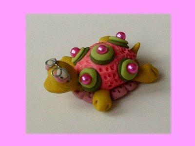 Tartaruga con occhiali