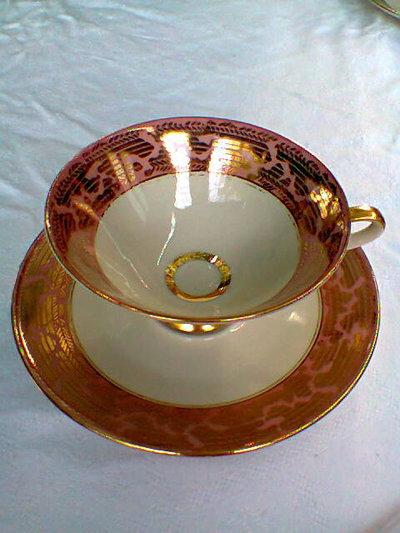 tazze da tè bavaria anni'50