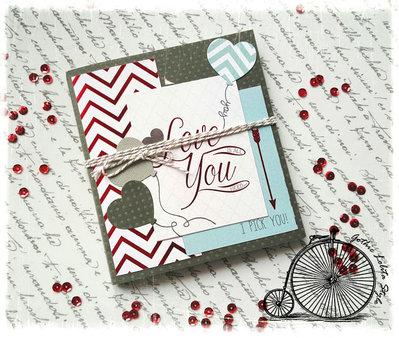 Mini Album San Valentino