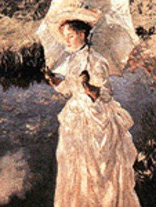 Sargent - A Mornig Walk - Schema Punto Croce Riproduzione Artistica