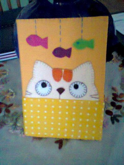 Quaderno con copertina decorata