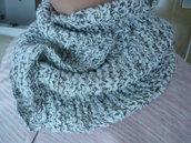 Morbido scalda collo in lana e cotone